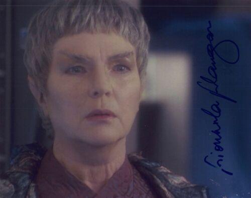 Fionnula Flanagan Signed Autographed STAR TREK THE NEXT GENERATION Actress COA