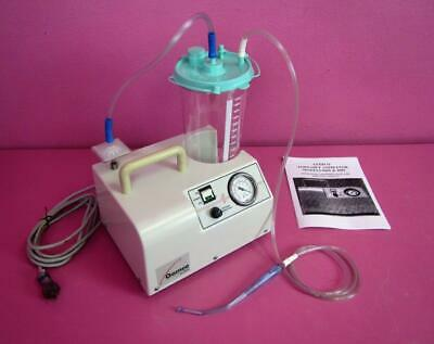 Gomco 4005 Medical Dental Surgical Aspirator Vacuum Suction Pump W New Canister
