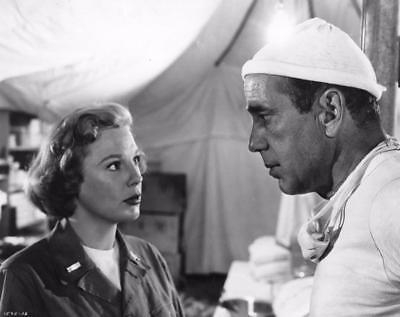 June Allyson, Humphrey Bogart