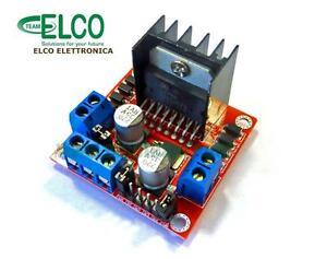 Arduino-Scheda-L298-per-motori-passo-passo-stepper