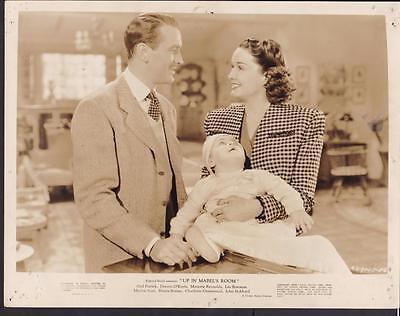 Gail PatrickLee Bowman in  Up in Mabel's Room 1944 original movie photo 20270