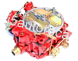 MARINE CARBURETOR ROCHESTER QUADRAJET VOLVO-PENTA 5.7 L 350 REPLACES 17059298