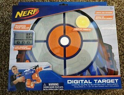 New Nerf - Elite Digital Target