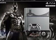 Playstation 4 Batman Arkham Edition Gordon Moorabool Area Preview
