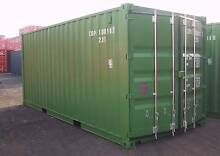 Shipping Containers - USED and NEW Chipping Norton Liverpool Area Preview