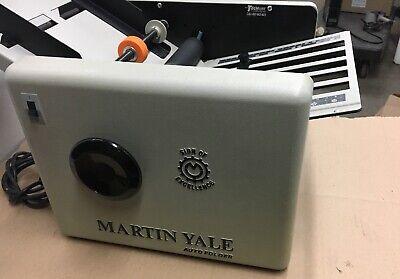 Martin Yale 1501 Autofolder Paper Folder