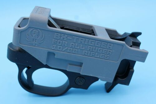 Ruger BX-Trigger 10/22 Rifle Charger Pistol 22LR NEW Retail 90462 Drop-In