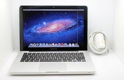 "Apple MacBook Pro 13.3"" Core i5 2.3GHz 320GB HD 4GB RAM 2011"