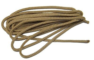 Heavy Duty Tip ((2 pair pack) Heavy duty braided NYLON fused tip bootlaces shoelaces Speedlaces )