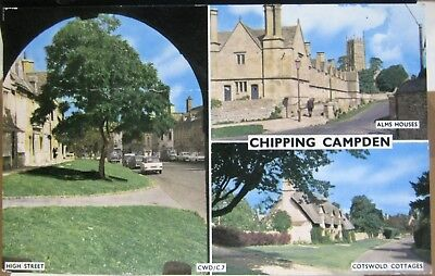 England Chipping Campden Multi-view - posted 1972