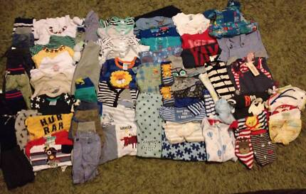 BULK size 0 Boys clothing MUST GO- some new without tags Hamilton Newcastle Area Preview