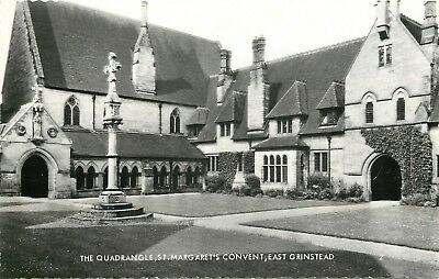 s09562 St Margaret's Convent, East Grinstead, Surrey, England RP postcard