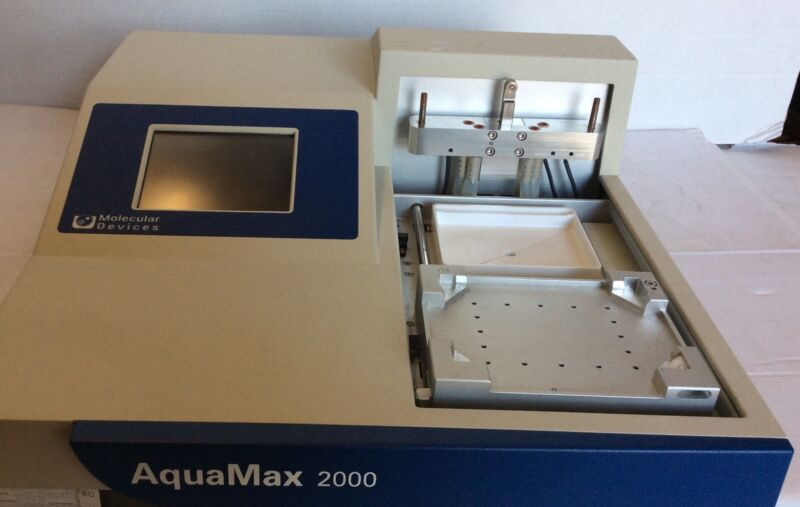Turn-Key Molecular Devices Aqua Max 2000 Microplate Washer