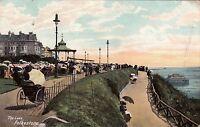 Postcard - Folkestone - The Lees - unknown - ebay.co.uk
