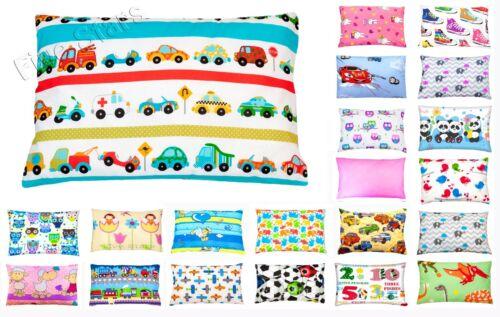 Baby Toddler Kid Boy Girl 100% Cotton Cot Bed Pillowcase 40 x 40 40 x 60 cm
