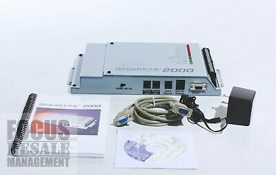 Sensaphone 2000 Monitoring Alarm And Data Logging System