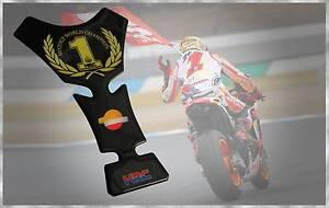 HONDA REPSOL HRC CBRR NO1 MOTOGP WORLD CHAMPION TANK PROTECTOR Stanhope Gardens Blacktown Area Preview