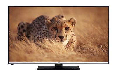 JVC LT-50V54JF LED Fernseher 50 Zoll 127cm Full HD Triple Tuner SmartTV WLAN DTS ()