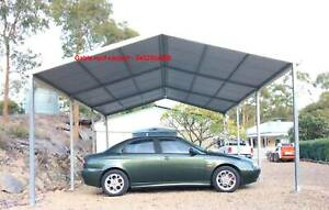 Factory moving Brand new Gable roof carport, 6 wide X 9 long x 3.3 hig Canberra City North Canberra Preview