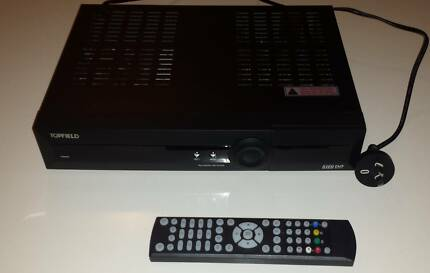 Topfield TRF-7260 HD PVR with 500GB Hard Drive