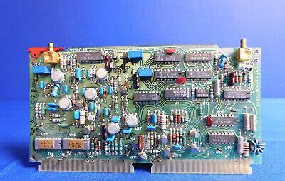 Agilent Hp Keysight 85662-60025 Analyzer Display Intensity Control Assembly