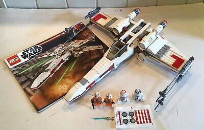 Lego Star Wars 9493 X Wing Fighter