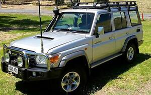 2012 Toyota LandCruiser Wagon Happy Valley Morphett Vale Area Preview