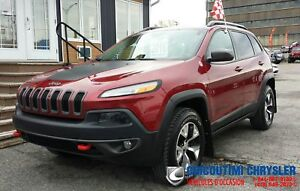 Jeep Cherokee Trailhawk 2016 PLAN OR