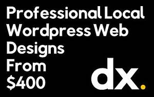 $400 Professional & Locally Made Wordpress Websites Baulkham Hills The Hills District Preview