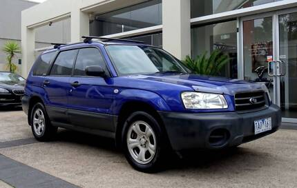 2002 Subaru Forester Wagon Brighton East Bayside Area Preview