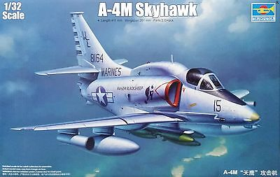 TRUMPETER® 02268 US Navy A-4M Skyhawk in 1:32