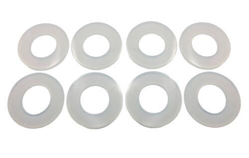 8x B/C Connector Seals for Bestway/Coleman SaluSpa Lay-Z-Spa