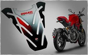 DUCATI MONSTER 600 659 696 795 796 821******1200 CARBON TANK PAD Stanhope Gardens Blacktown Area Preview