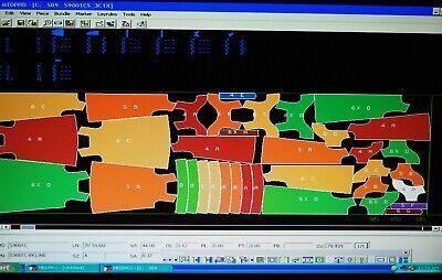 Gerber Pattern Design Digitizerplotteraccumark Software