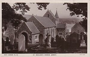 St. Brelade's Church, JERSEY, Channel Islands - Pitt Series RP