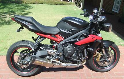 2015 Triumph Street Triple R ABS Bunbury Bunbury Area Preview