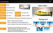 Brand New Small RC Speed Boat (15km/h) Carindale Brisbane South East Preview
