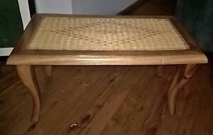 Coffee table with can inset top. Chittaway Bay Wyong Area Preview