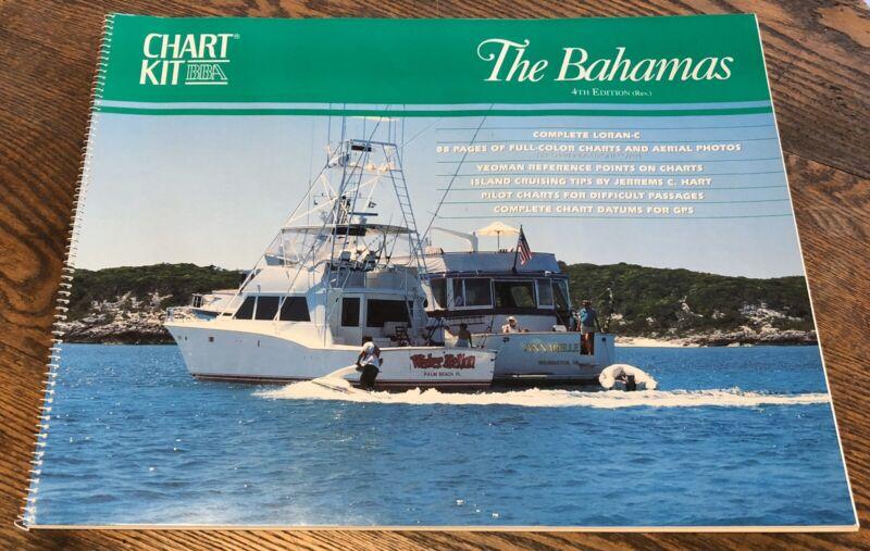 Bahamas Chart Kit Loran-c Island Cruising 4th. 1991