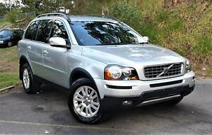 2008 Volvo XC90 D5, Auto, 7-Seater, Tidy! Everton Hills Brisbane North West Preview