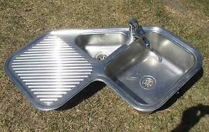 Kitchen corner sink Caboolture Caboolture Area Preview