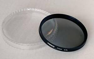 Circular Polarising Filter 77mm Hobart CBD Hobart City Preview