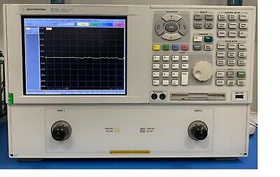 Agilent N5230a Pna-l Network Analyzer 2-ports 13.5 Ghz Calibrated Warranty