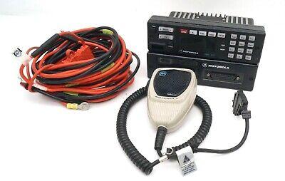 Motorola Xtl5000 P25 Digital 764-870mhz Remote Mount Radio M20urs9pw1an