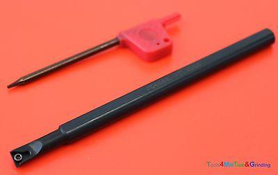 Bohrstange Innendrehmeißel 1Stück S0608K STUBR 06 mit 1er Wendeschneidplatte NEU