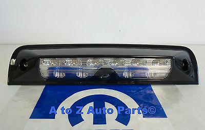 NEW 2013-2014 Dodge Ram LED 3RD Brake Lamp With Cargo CAMERA, OEM Mopar