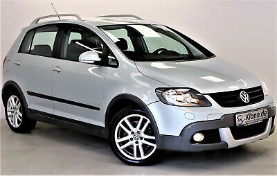 Volkswagen Golf Plus Cross 1.4 TSI 160PS Navi USB AUX-IN