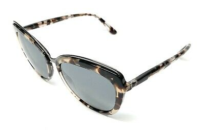 New Dolce & Gabbana DG 4304 288/6G Havana Women Authentic Sunglasses 57-17-A8