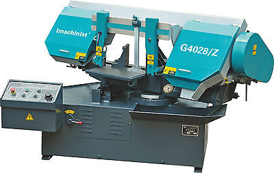 11 Inch Miter Cutting Band Saw Machines Horizontal Metal Cut Swivel Bandsaws