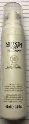 Treatment Original Formula (Nioxin System 4 Scalp Activating Treatment 1.4 oz Original Formula NEW )